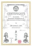 master-corn-certifikat